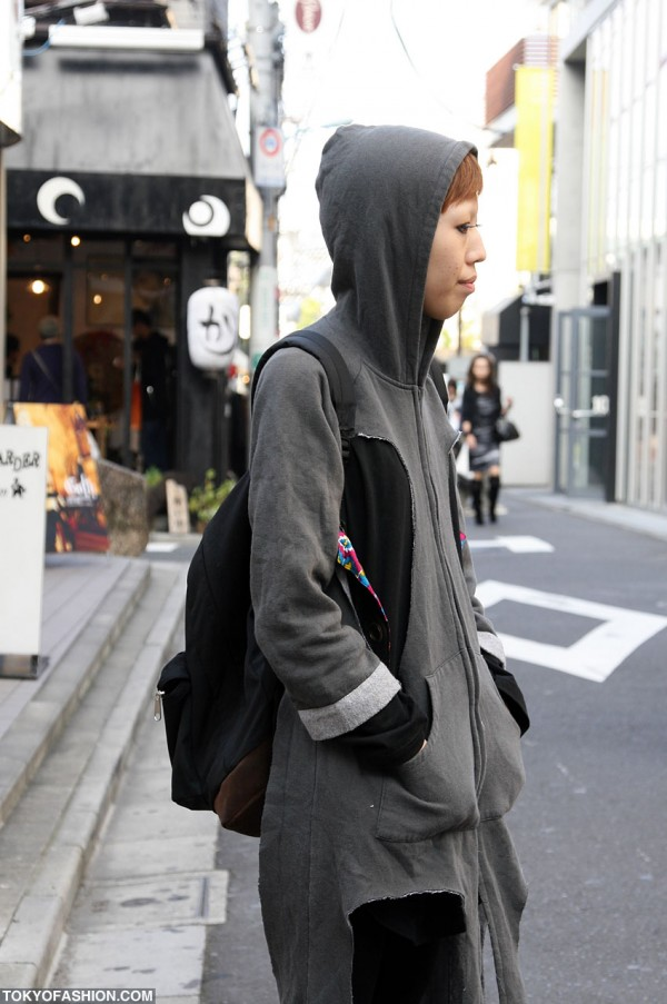 Cool Hoodie in Harajuku