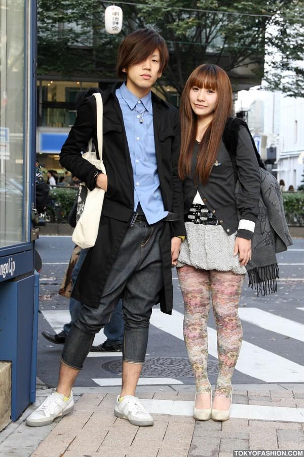 Limi Feu vs Vivienne Westwood Fashion in Harajuku