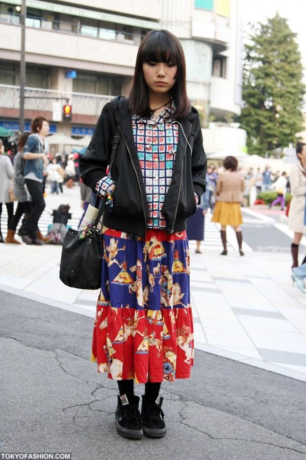 Colorful Shirt & Dress