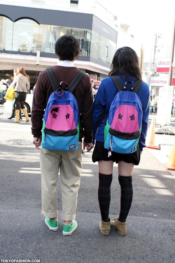 Cute Japanese Backpacks