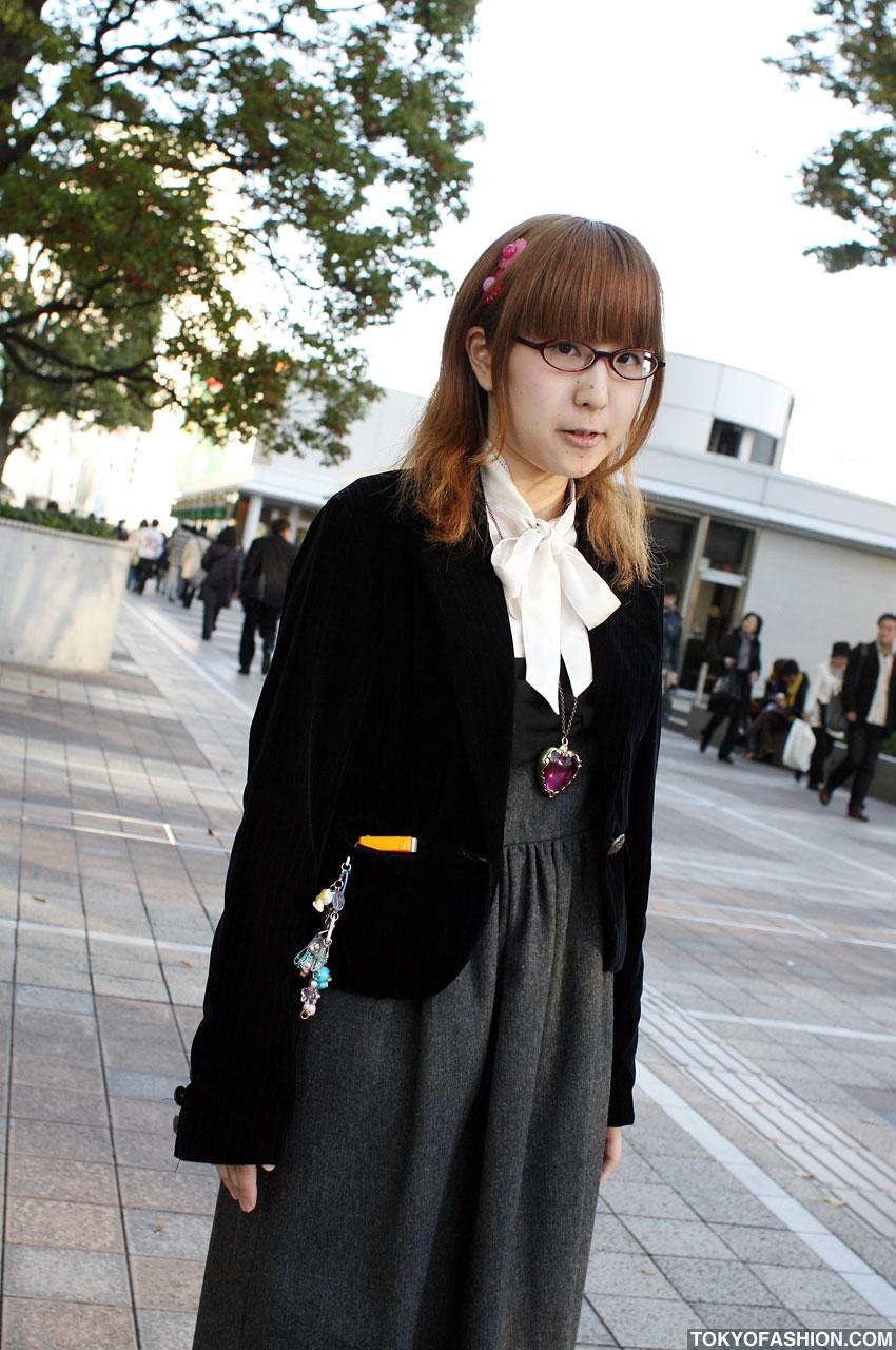 6 Dokidoki Heart Necklace In Shinjuku