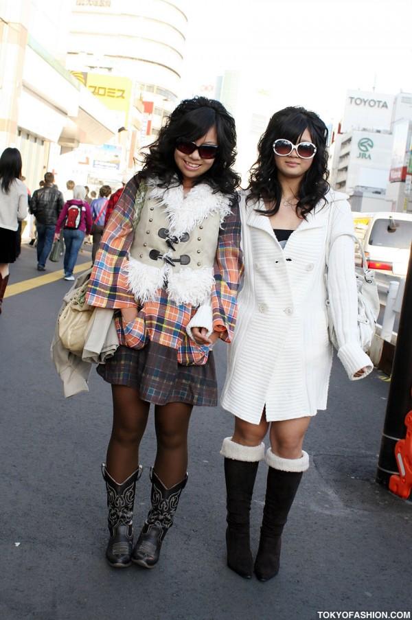 Japanese Sunglasses Girls