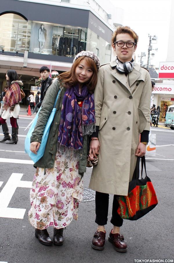Formengirl vs. Cheap Mondays Street Fashion