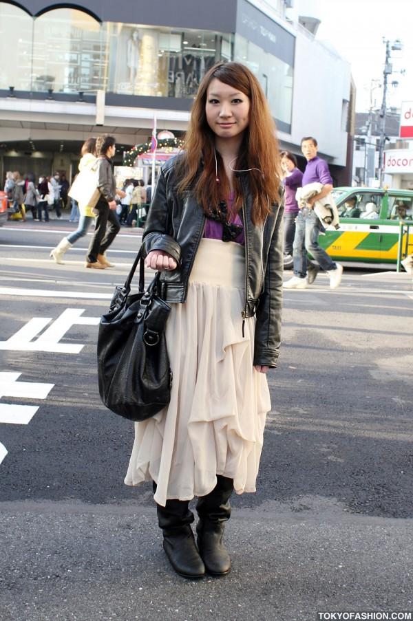 Japanese Romantic Standard Girl