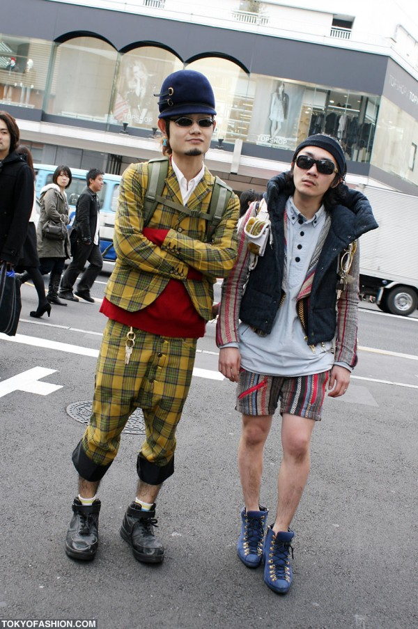 Banal Chic Bizarre x Christopher Nemeth in Harajuku
