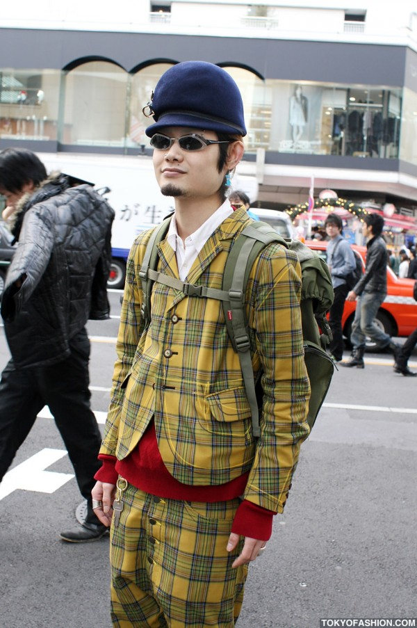 Christopher Nemeth Street Fashion