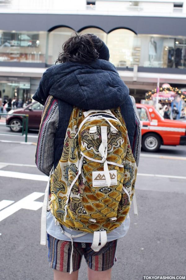 Banal Chic Bizarre Backpack