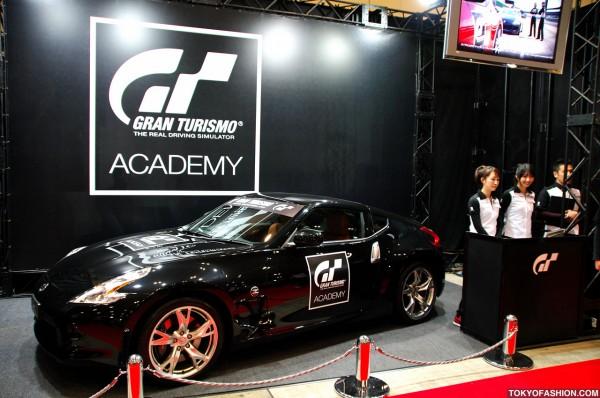 Gran Turismo at Tokyo Auto Salon