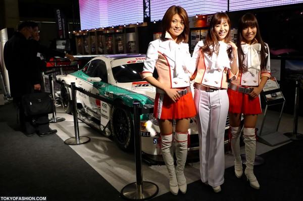 Tokyo Auto Salon Girls