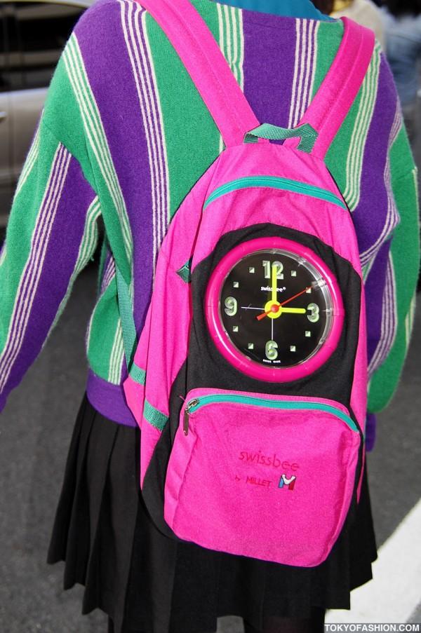 Millet x SwissBee Backpack