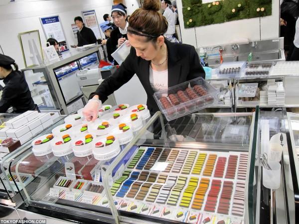 Salon du Chocolat Tokyo