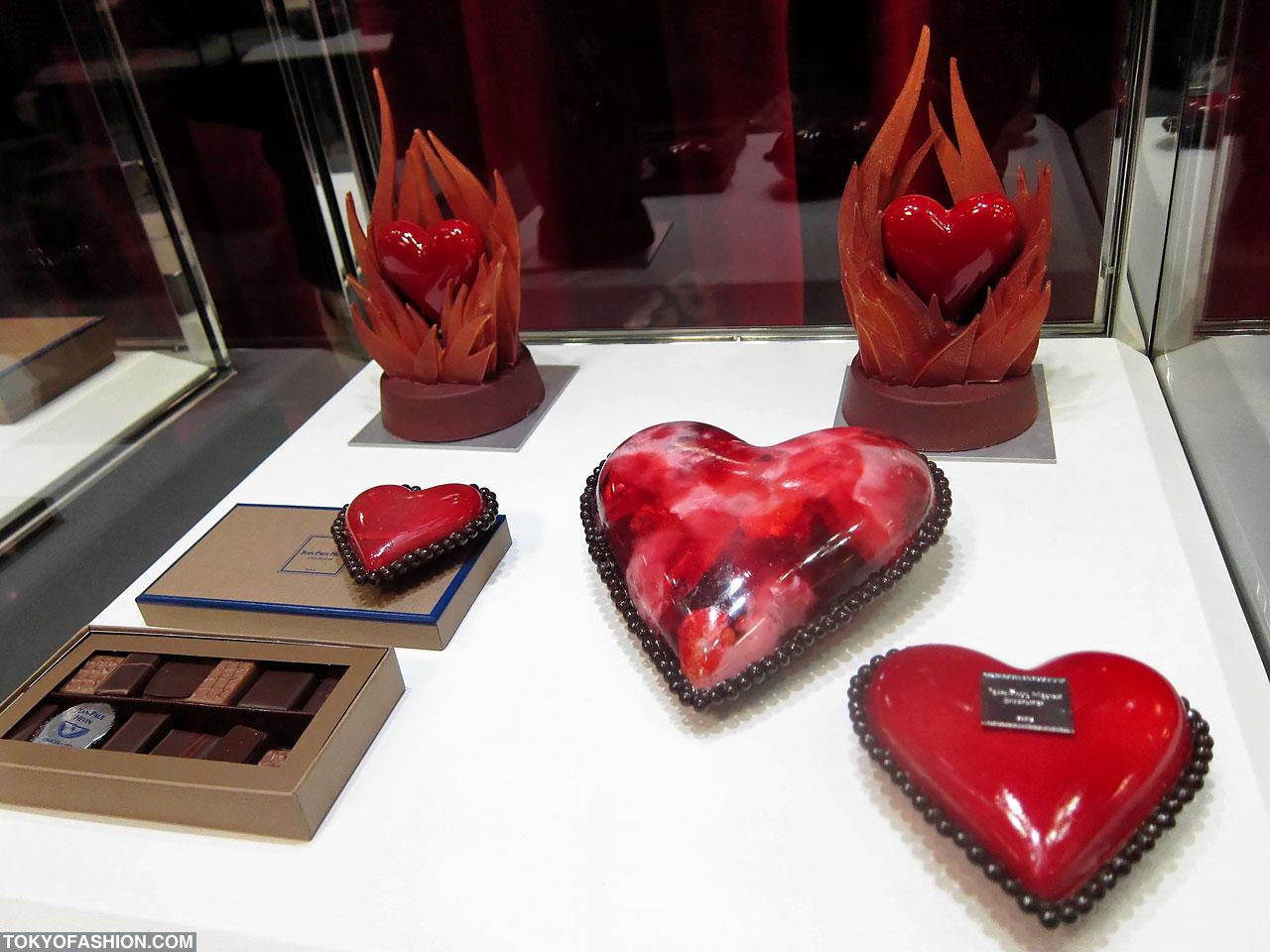 Valentine S Day In Japan Salon Du Chocolat Tokyo