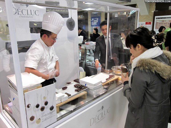Chocolate Chef in Tokyo