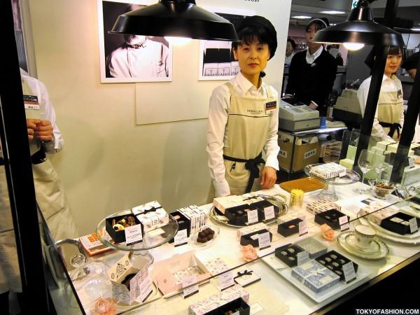 Salon du Chocolat Booth