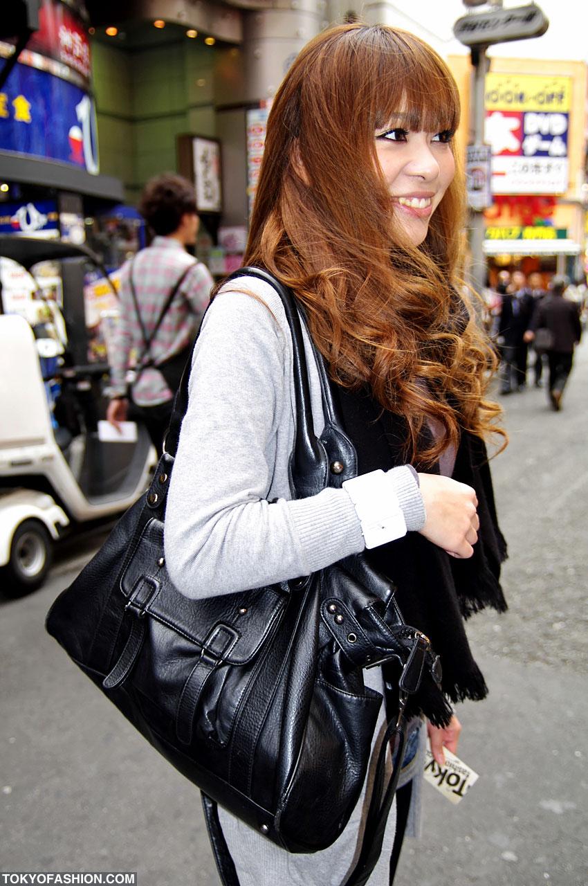 Shibuya Girls In Leopard Print Shorts Amp Leather Boots