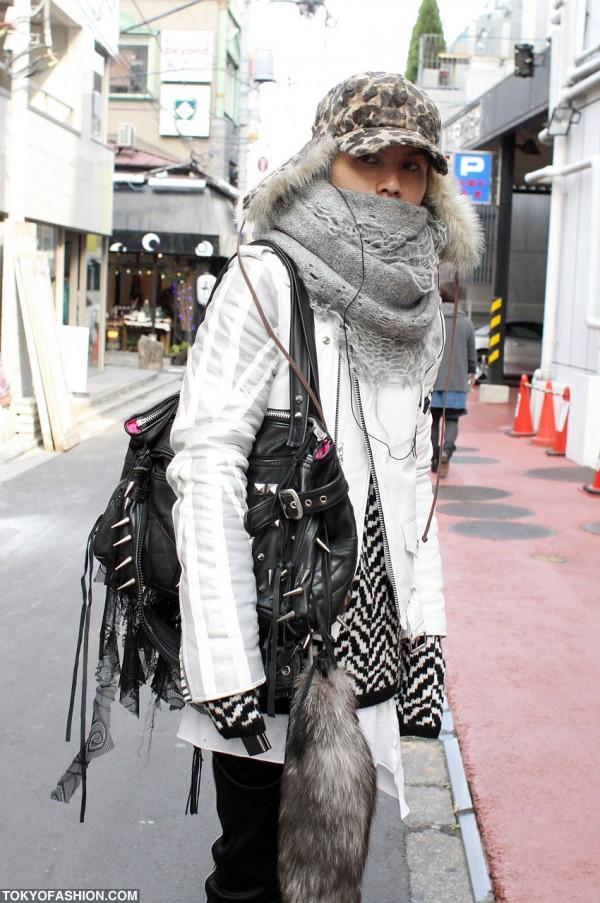 Vinti Andrews Handbag in Tokyo