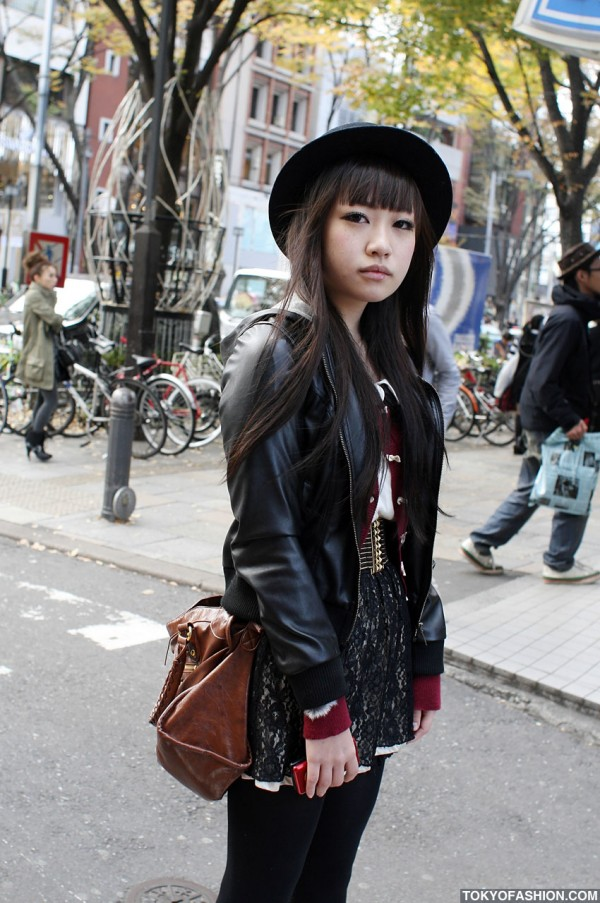Pretty Japanese Girls With Bangs