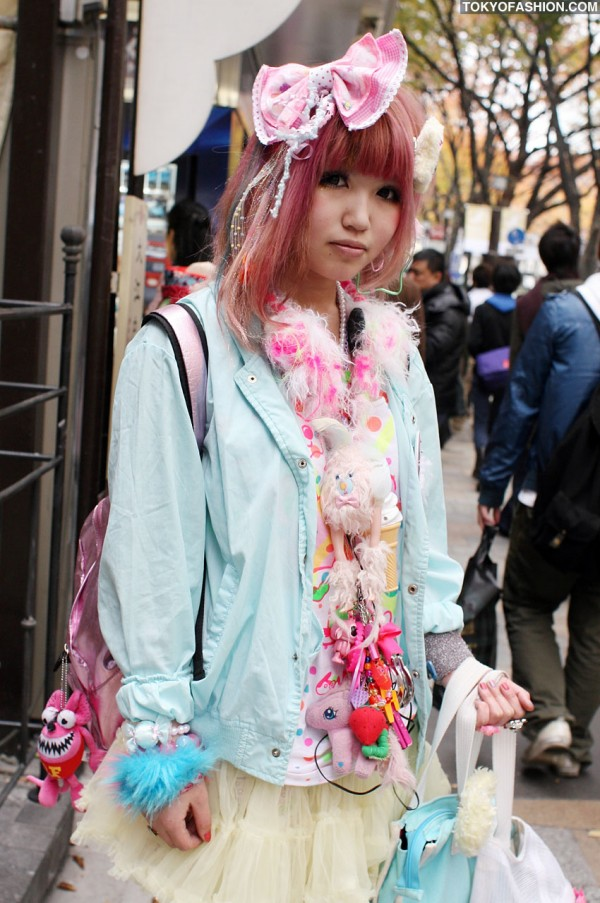 Broken Doll Japanese Fashion