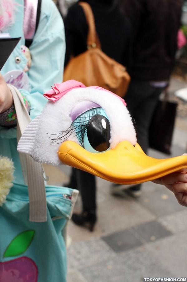 Daisy Duck Decora Style