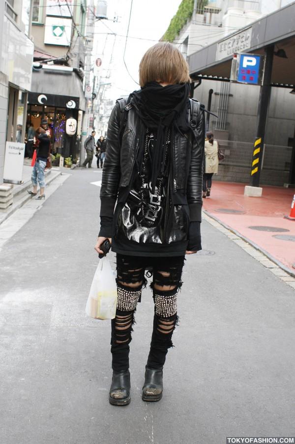 Avan Trance Fashion in Harajuku