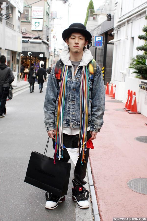 Phenomenon in Harajuku