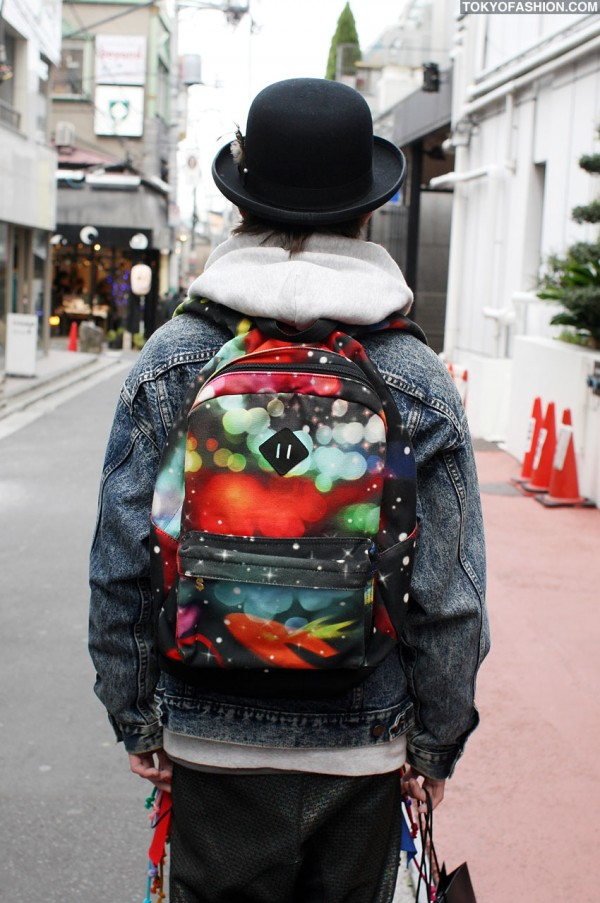 Swagger Backpack