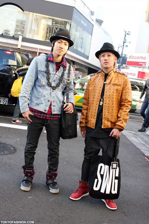 Harajuku Streetwear Guys