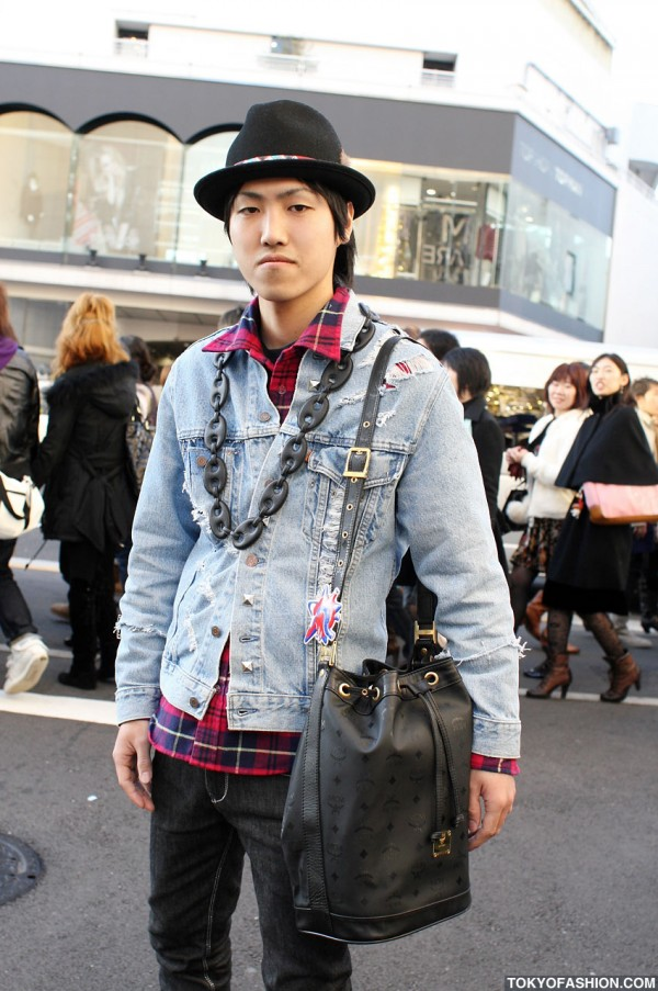 Phenomenon Fashion in Harajuku