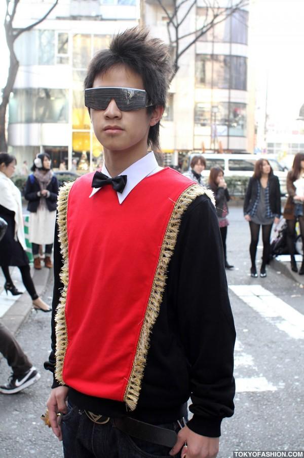 Galaxxxy Sweater in Harajuku