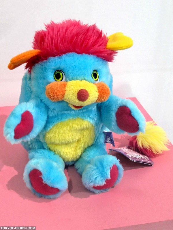 The World of Popples in Japan