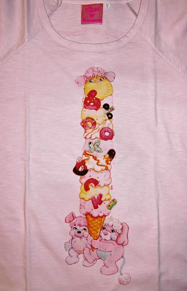 Popples x 6%DOKIDOKI T-Shirt