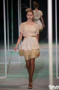 Fabiola Arias 2010/11 A/W