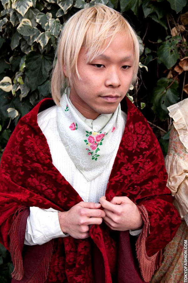 Vintage Guys Fashion in Tokyo