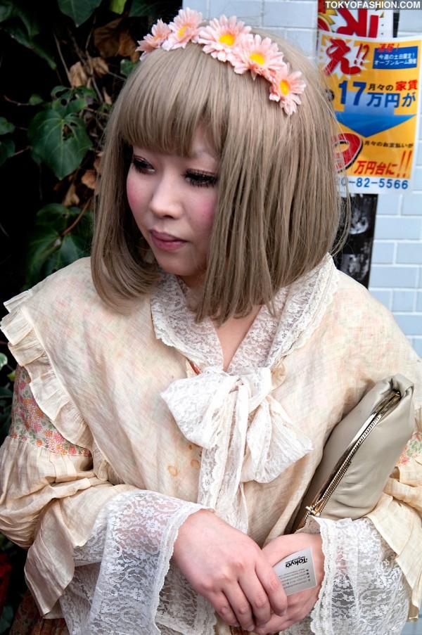 Japanese Girls Vintage Fashion