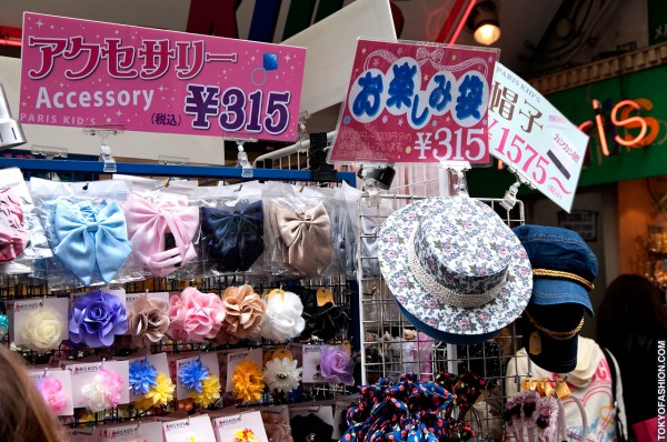 Harajuku Hats and Accessories