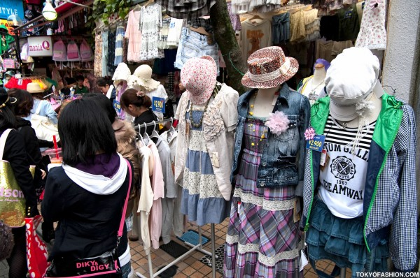 Hats in Harajuku