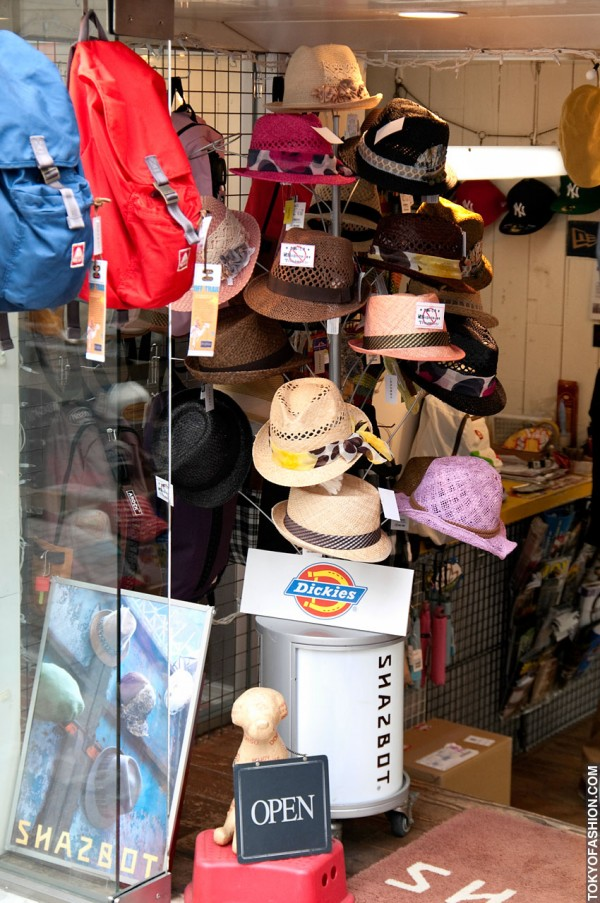 SHAZBOT Harajuku Hat Shop