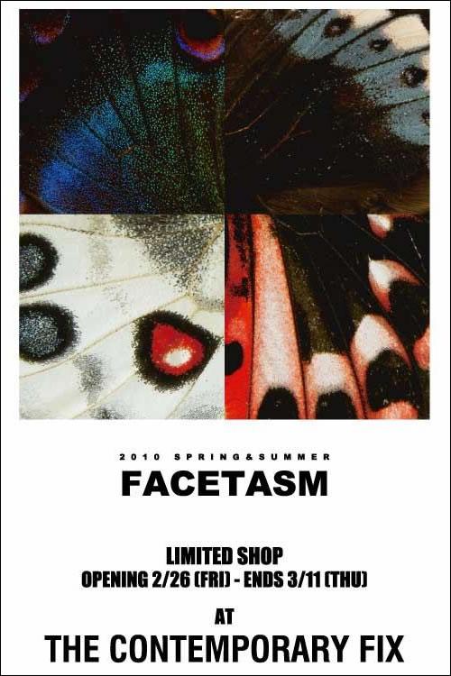 Facetasm x The Contemporary Fix