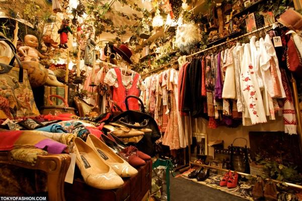 Grimoire Shop in Tokyo