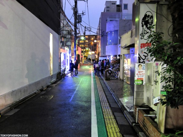 Backstreets of Harajuku