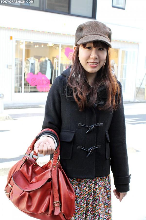 Beams Girls Fashion in Tokyo