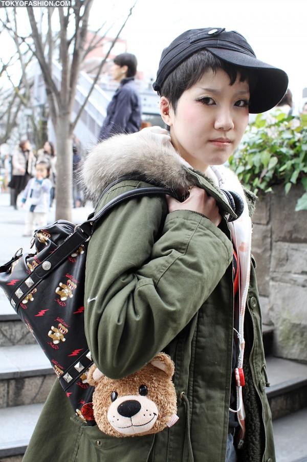Hellcat Punks Handbag in Harajuku