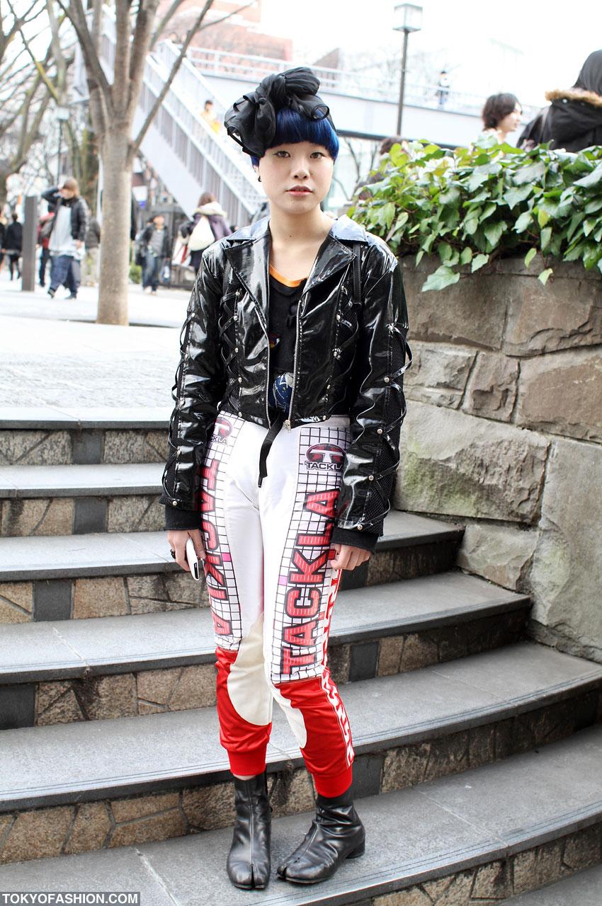 Fantastic Harajuku Street Fashion
