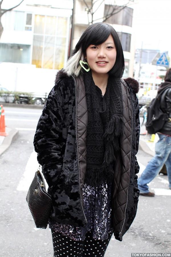 Dior Fashion in Tokyo