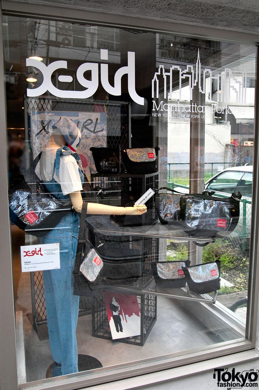 Manhattan Portage Harajuku Shop