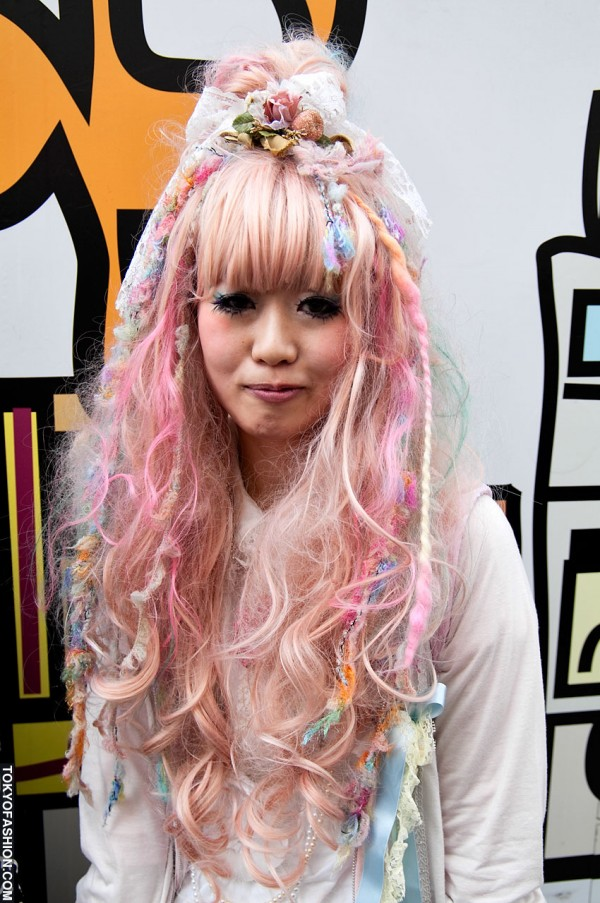 Fairy Kei Japanese Girl