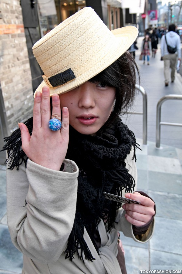 Casselini Straw Hat
