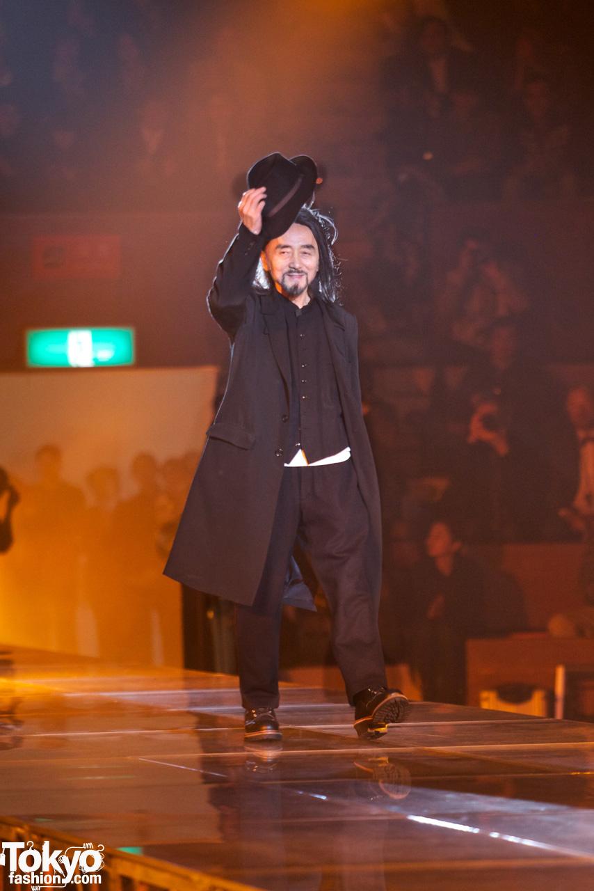 Yohji Yamamoto Homme in Tokyo