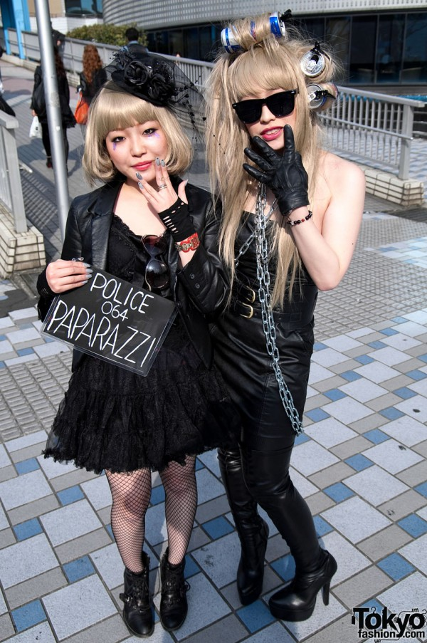 Lady Gaga Fans in Japan