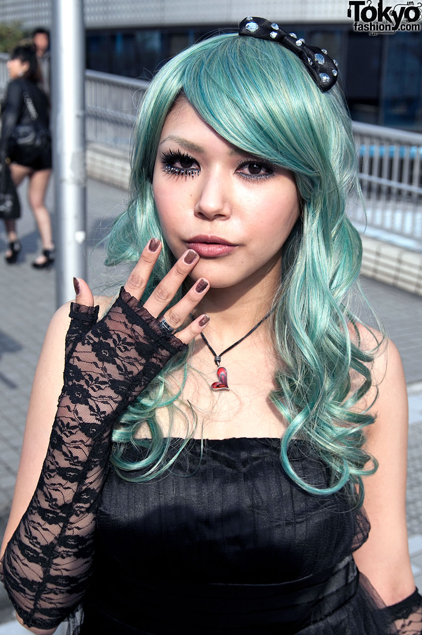 Japanese Lady Gaga Fan Fashion Pictures – Day 2 – Tokyo ...